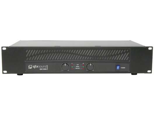 QTX QA1000 Power Amplifier