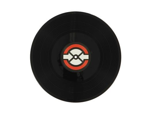 Traktor Scratch Pro Control Vinyl Black MKII