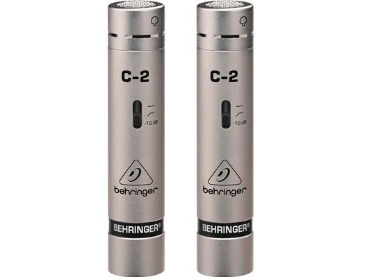 Behringer C-2 Studio Condenser Microphone