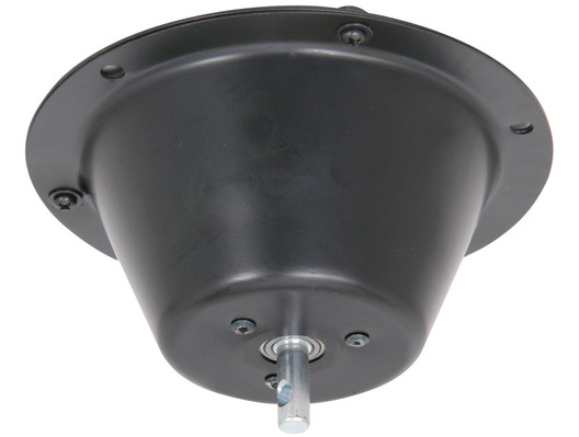 QTX Light Heavy Duty Mirror Ball Motor