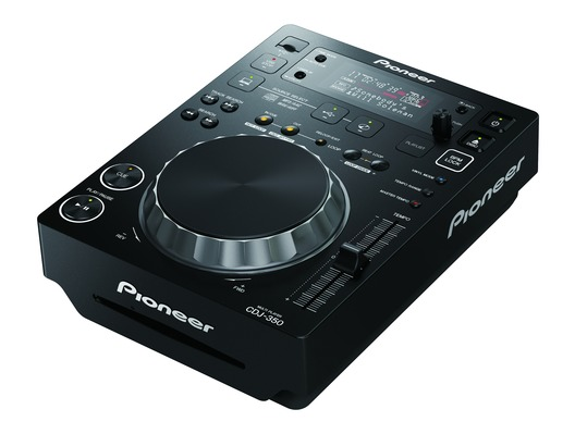 Pioneer DJ CDJ350 Rekordbox DJ CD/MP3 Player