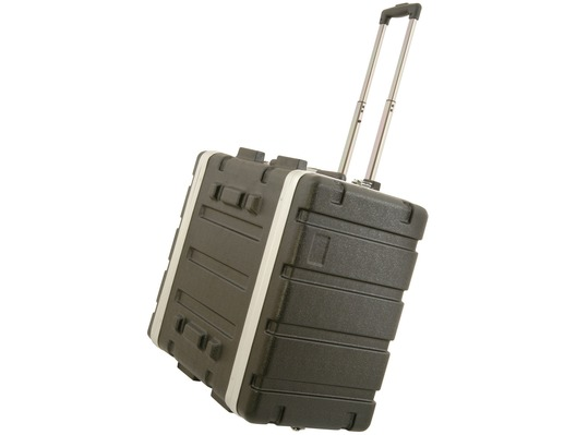 """Citronic ABS 19"""" Rack Trolley Case"""