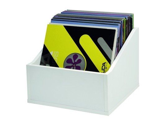 Glorious Record Box Advanced White 110