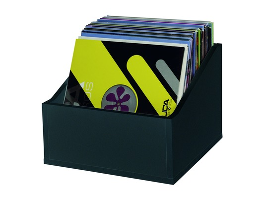 Glorious Record Box Advanced Black 110