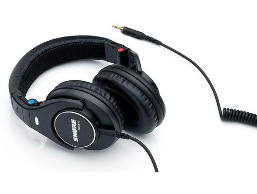 Shure SRH840 Professional Studio Headphones