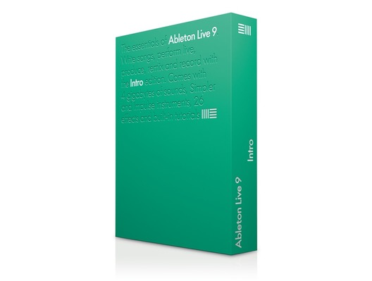 Ableton Live 9 Intro Edition