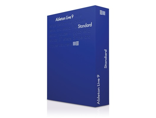 Ableton Live 9 Standard Edition UPG from Live Lite