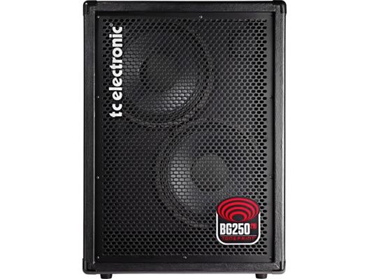tc electronic bg250 210 2x10 bass guitar amplifier combo getinthemix. Black Bedroom Furniture Sets. Home Design Ideas
