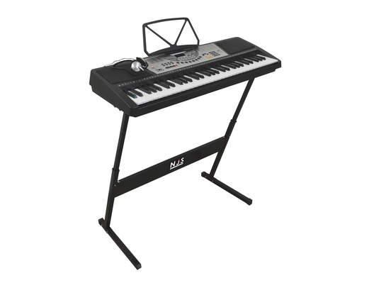 NJS 61-Key Full Size Electronic Keyboard Kit