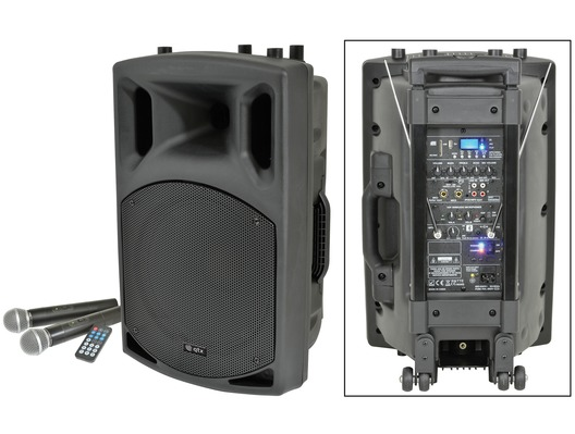 QTX QX15PA Portable PA Speaker with Bluetooth