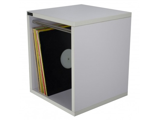 Sefour 115 Vinyl Record Carry Box White Label White