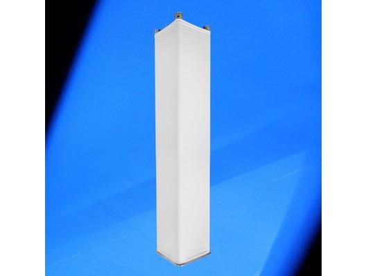 LEDJ White 2m Quad Truss Sleeve