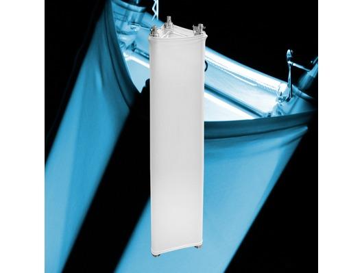 LEDJ White 2m Tri Truss Sleeve