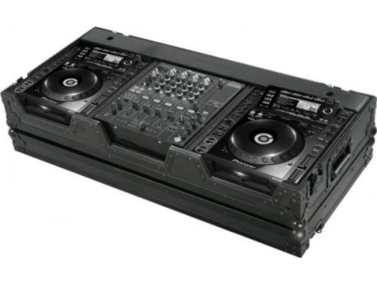 "Total Impact Case For CDJ2000 / 12.5"" Mixer (Stealth Series)"