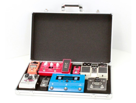 Stagg UPC 535 Guitar Effect Pedal Board Case