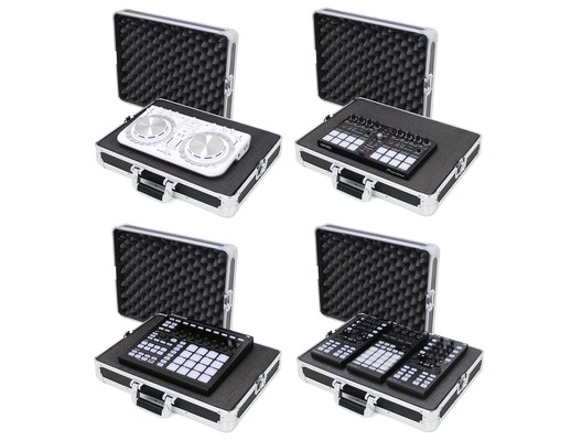 Gorilla GC-SDJC Small Universal DJ Controller Pick & Fit Case
