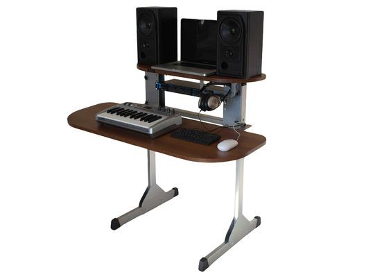 Sefour X15 Studio DJ Deck Stand Tobacco Walnut XD150-909