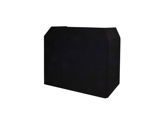 DJ Booth Replacement Lycra Cloth BLACK for Gorilla / Equinox