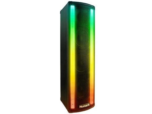 Numark Lightwave Powered Loudspeaker