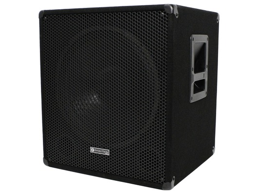 "Evolution Audio EL-SUB 15A Active 15"" Subwoofer"