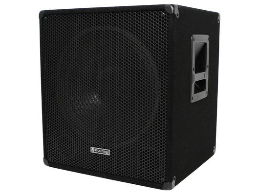 "Evolution Audio EL-SUB 18A Active 18"" Subwoofer"