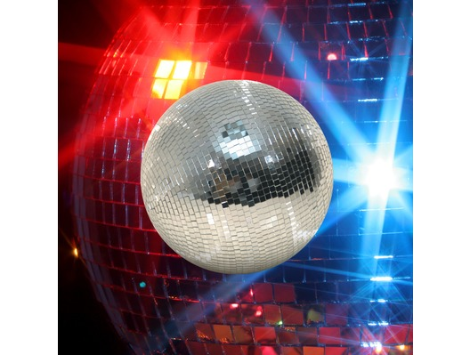 "Equinox 12"" Mirror Ball"