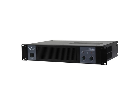 W Audio XTR 1500 Amplifier
