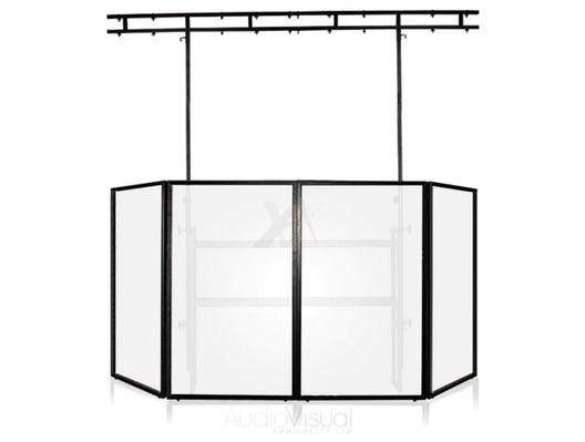 Gorilla GDS-5 Twin Bar 4ft Disco Stand Booth