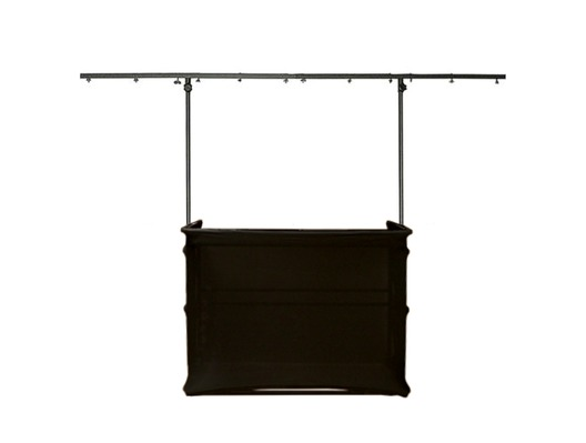 Gorilla GDS 4ft Disco Stand Booth inc Scrim Kit