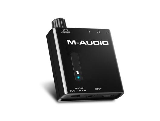 M-Audio Bass Traveler Headphone Amplifier