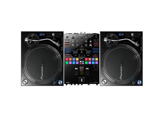 Pioneer PLX-1000 and Pioneer DJM-S9 Mixer Package