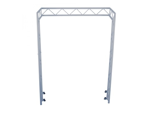 Lighting Gantry XPRS Natural Aluminium
