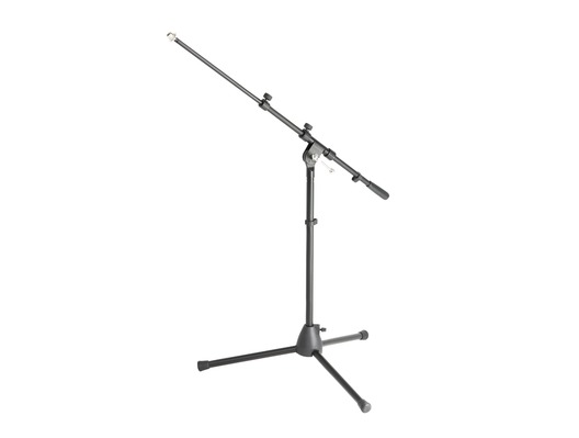 Adam Hall Stands S9 B Microphone Stand small with Boom Arm