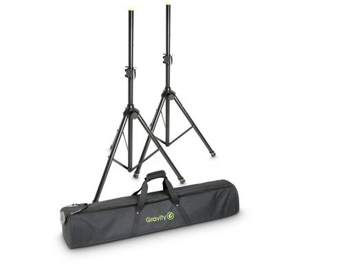 Gravity SS 5211 B SET 1 - Speaker Stand Set