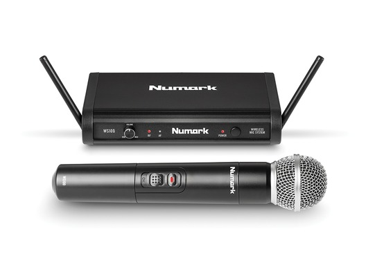 Numark WS-100 Microphone System