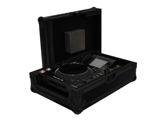 Gorilla Pioneer CDJ-2000 Nexus & NXS2 Flight Case Black
