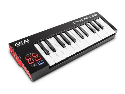 Akai Professional LPK25 Wireless MIDI Controller