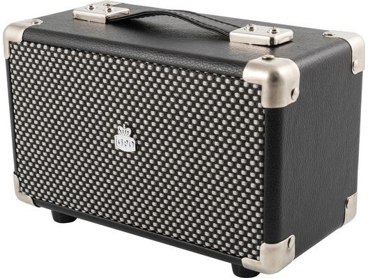 GPO Mini Westwood Portable Speaker Black