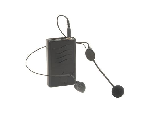 QTX Neckband Mic & Beltpack Transmitter 175MHz
