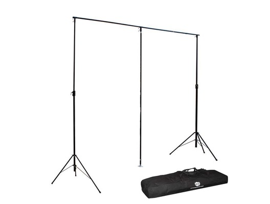 LEDJ 6x3m Stand and Bag Set