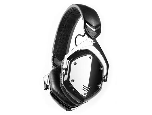 V-Moda Crossfade Wireless Phantom Chrome Headphones