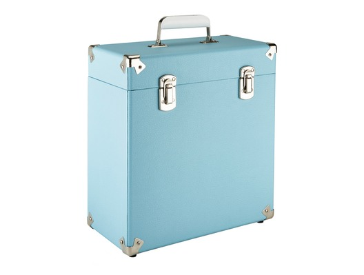 "GPO 12"" Vinyl Case Light Blue"