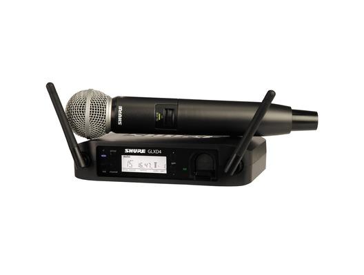 Shure GLXD24/B58 Digital Wireless Vocal System