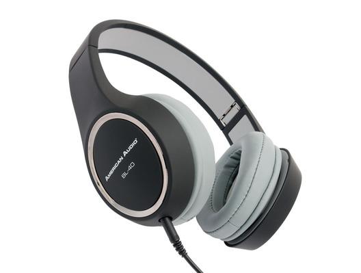 American Audio BL-40B Headphones