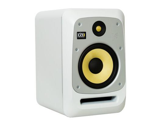 KRK V8S4 White