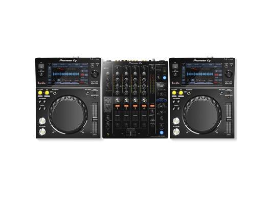 Pioneer XDJ-700 and Pioneer DJM-750 MK2 Package
