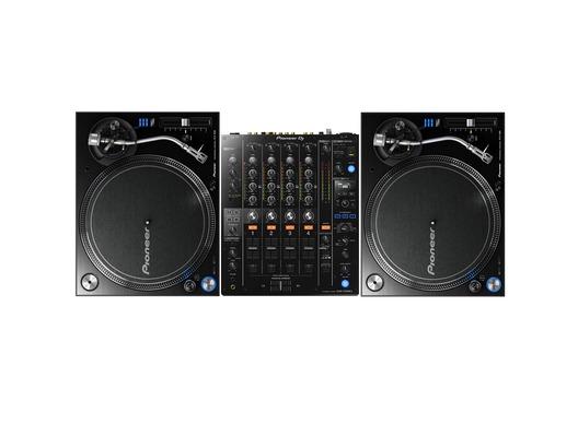 Pioneer PLX-1000 & DJM-750 MK2 Mixer Package