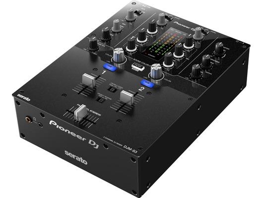 Pioneer DJ DJM-S3 Serato DJ Mixer
