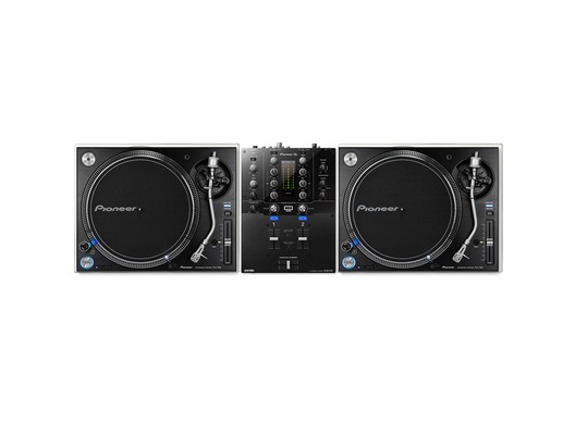 Pioneer PLX-1000 & DJM-S3 Mixer Package