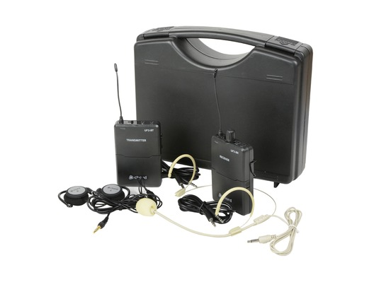 Chord UP2 Portable UHF Wireless Mic System